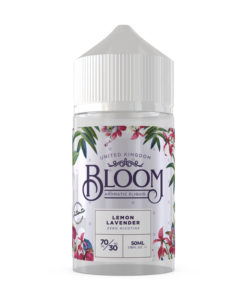 Bloom Aromatic E-Liquid - Lemon Lavender 50ml