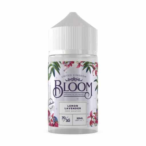 Bloom Aromatic E-Liquid - Lemon Lavender 50ml