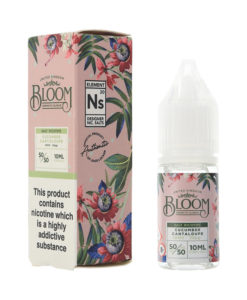 Bloom Salts - Cucumber Cantaloupe 10mg & 20mg Nic Salt