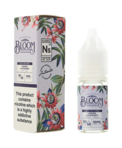 Bloom Salts - Lemon Lavender 10mg & 20mg Nic Salt