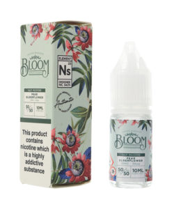 Bloom Salts - Pear & Elderflower 10mg & 20mg Nic Salt