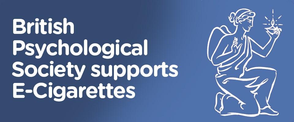 British Psychological Society Back E-Cigarettes
