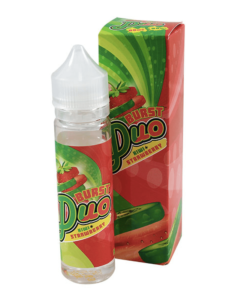 Burst - Duo Kiwi & Strawberry 50ml Short Fill