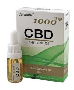 Canabidol CBD Cannabis Oil