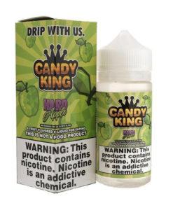 Candy King - Hard Apple 100ml Short Fill