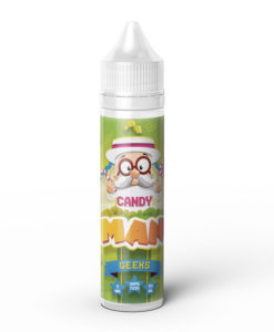 Candy Man - Geeks 50ml Eliquid