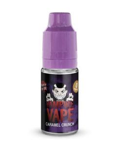 Vampire Vape - Caramel Crunch 10ml