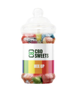 CBD Asylum - Mix Up Sweets 25MG Per Sweet