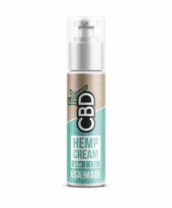 CBDfx Hemp Cream - Pain Relief