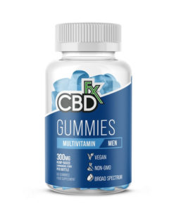 CBDFX - Men's Multivitamin CBD Gummies