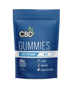 CBDFX - Men's Multivitamin CBD Gummies Trial Pack
