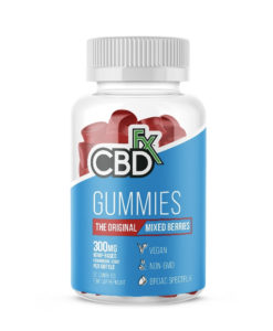 CBDfx Original CBD Gummies
