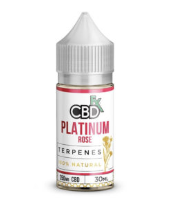 CBDfx Platinum Rose