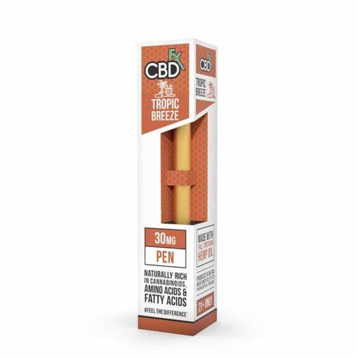 CBDfx Tropic Breeze CBD Pen
