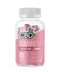 CBDFX - Women's Multivitamin CBD Gummies