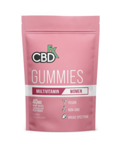 CBDFX - Women's Multivitamin CBD Gummies Trial Pack
