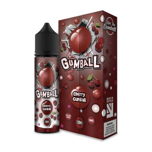 Gumball - Cherry Gumball Candy Eliquid