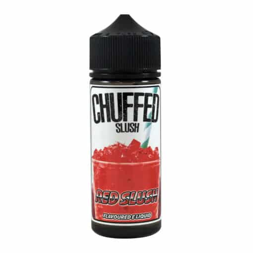 Chuffed - Red Slush 100ml 0mg Eliquid Short Fill