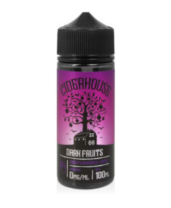 Ciderhouse - Dark Fruits Cider 100ml Short Fill Eliquid