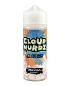 Peach Blue Razz by Cloud Nurdz
