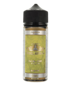 Coil Spill - Layover 100ml 0mg Short Fill