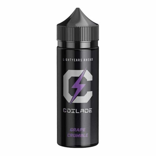 Coilade - Grape Crumble 100ml Short Fill