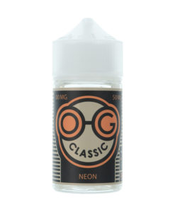 Cosmic Fog - Neon 50ml Eliquid Short Fill