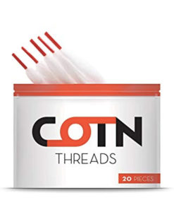 COTN Threads Vaping Cotton