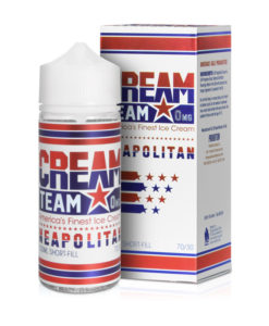 Cream Team - Cream Team - Cream Team - Neapolitan 100ml Short Fill