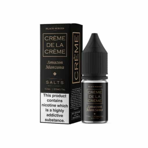 Creme De La Creme - Amazon Manzana Nic Salt 20mg