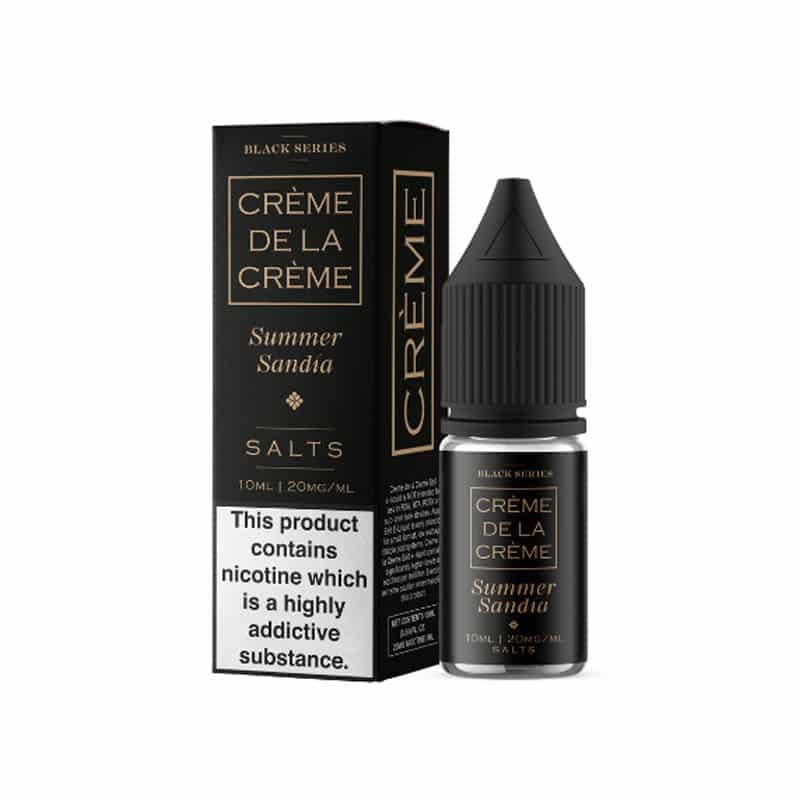 Creme De La Creme - Summer Sandia Nic Salt 20mg
