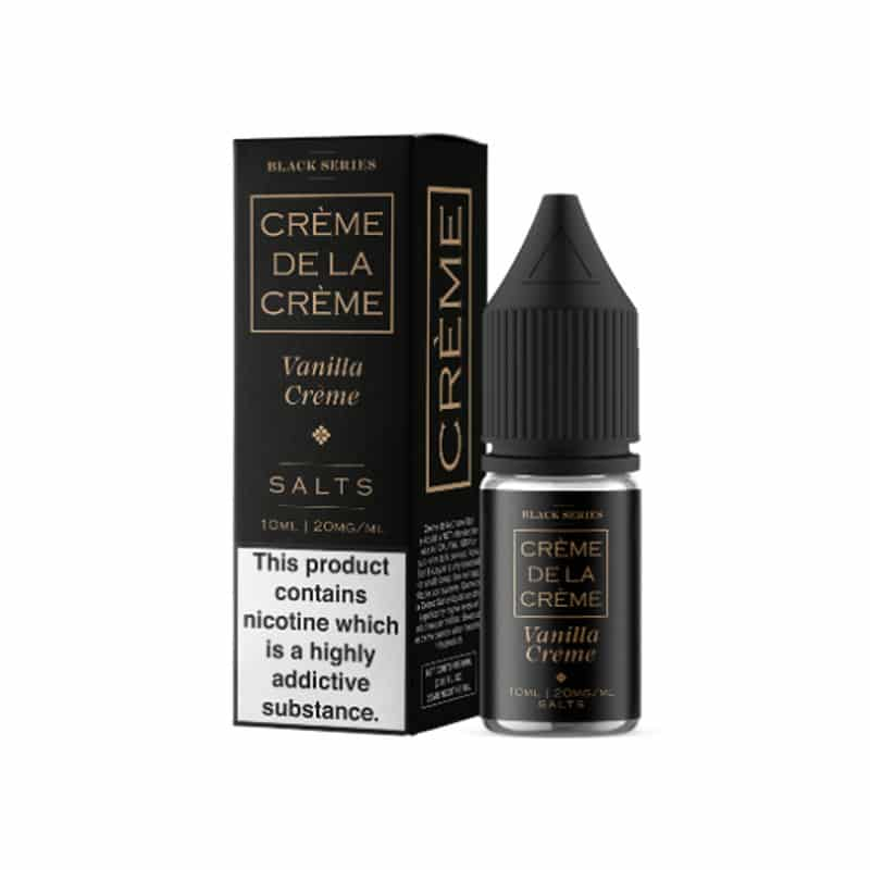 Creme De La Creme - Vanilla Creme Nic Salt 20mg