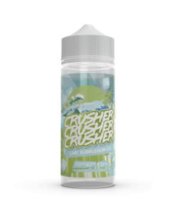 Crusher - Lime Bubblegum Ice 100ml Eliquid Short Fill