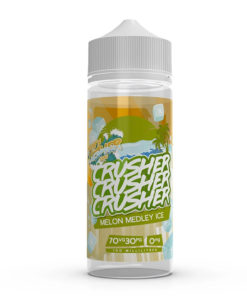 Crusher - Melon Medley Ice 100ml Short Fill
