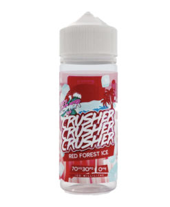 Crusher - Red Forest Ice 100ml Short Fill