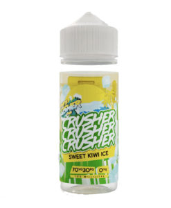 Crusher - Sweet Kiwi Ice 100ml Short Fill
