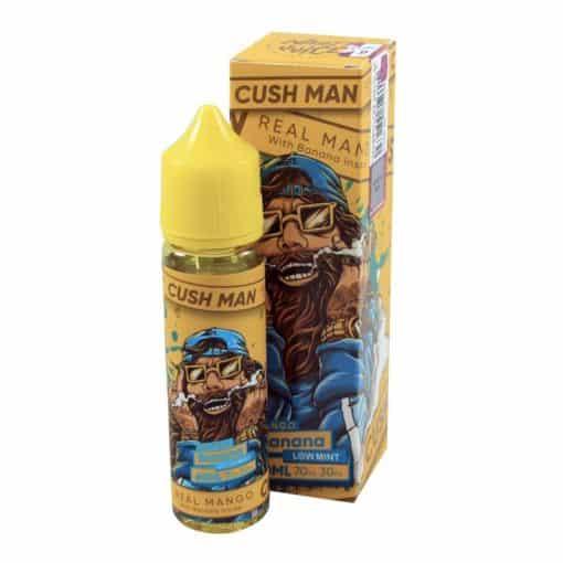 Nasty - Banana Cushman 50ml Short Fill