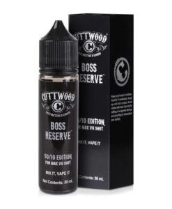 Cuttwood - Boss Reserve 50ml Short Fill