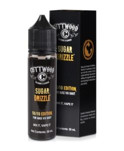 Cuttwood - Sugar Drizzle 50ml Short Fill