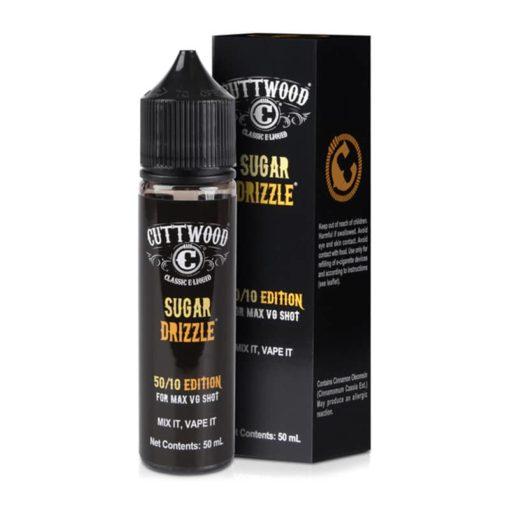 Cuttwood - Sugar Drizzle 50ml Short Fill