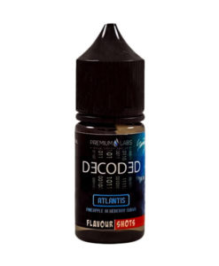 Decoded - Atlantis 30ml Flavour Concentrate