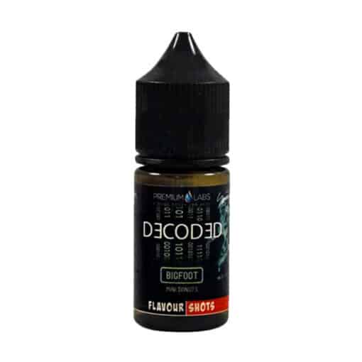 Decoded - Big Foot 30ml Flavour Concentrate