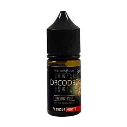 Decoded - Da Vinci Code 30ml Flavour Concentrate