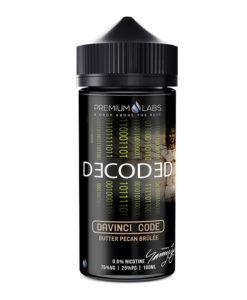 Decoded - Davinci Code 100ml Short Fill
