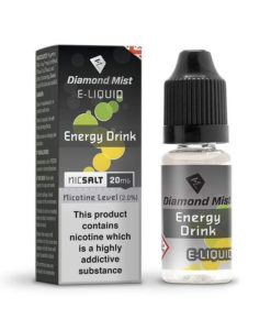 Diamond Mist Salts - Energy Drink 10ml 20mg Nic Salt