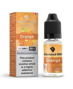 Diamond Mist Salts - Cherry 10ml 20mg Nic Salt