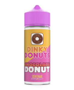Dinky Donuts - Chocolate Donut 100ml 0mg Short Fill