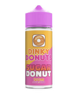 Dinky Donuts - Sugar Donut 100ml 0mg Short Fill