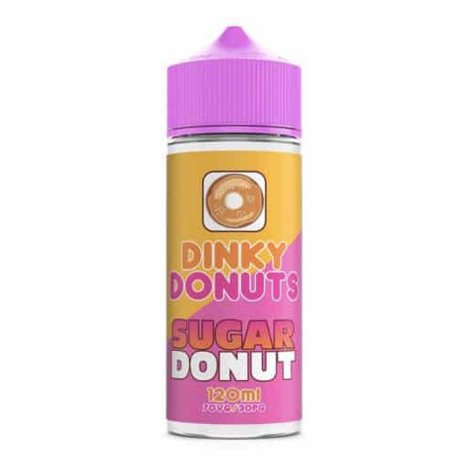 Dinky Donuts - Sugar Donut 100ml 0mg Short Fill