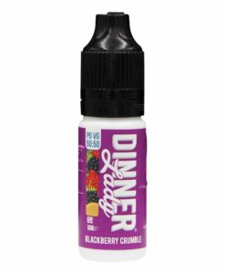 Dinner Lady - Blackberry Crumble 5050 10ml